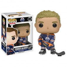 Funko Pop! NHL 05 Connor McDavid Home Jersey Vinyl Action Figure FU11211