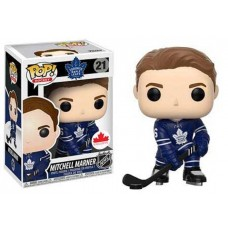 Funko Pop! NHL 21 Mitchell Marner Home Jersey Canada Exclusive Pop Vinyl FU21267