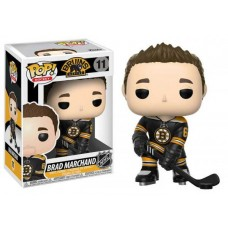 Funko Pop! NHL 11 Brad Marchand Boston Bruins Home Jersey Pop Vinyl FU21347