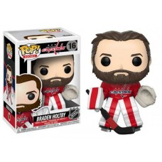 Funko Pop! NHL 16 Braden Holtby Washington Capitals Home Jersey Pop Vinyl FU21352