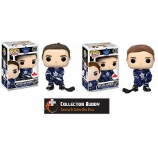 Funko Pop! NHL 20 & 21 Auston Matthrews & Mitchell Marner Canada Exclusive Pop