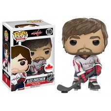 Funko Pop! NHL Alexander Ovechkin Away Jersey Exclusively in Canada Vinyl Action Figure FU11283