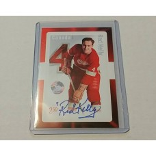 Red Kelly 2014 Canada Post AU Autograph Stamp