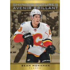 SF-11 Sean Monahan Shining Futures Insert Set Tim Hortons 2015-2016 Collector's Series