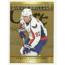 SF-6 Evgeny Kuznetsov Shining Futures Insert Set Tim Hortons 2015-2016 Collector's Series
