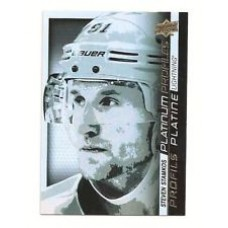 PP SS-10 Steven Stamkos Platinum Profiles Insert Set Tim Hortons 2015-2016 Collector's Series