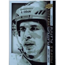 PP SS-12 Sidney Crosby Platinum Profiles Insert Set Tim Hortons 2015-2016 Collector's Series