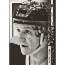 PP SS-2 Darryl Sittler Platinum Profiles Insert Set Tim Hortons 2015-2016 Collector's Series