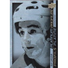 PP SS-4 Guy Lafleur Platinum Profiles Insert Set Tim Hortons 2015-2016 Collector's Series