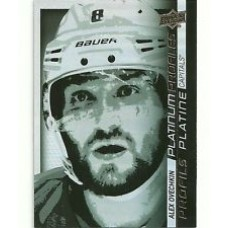 PP SS-8 Alex Ovechkin Platinum Profiles Insert Set Tim Hortons 2015-2016 Collector's Series