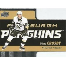 TH-11 Sidney Crosby Diecuts Insert Set Tim Hortons 2015-2016 Collector's Series