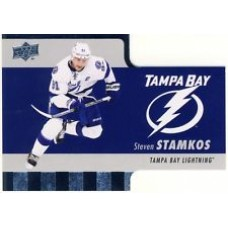 TH-12 Steven Stamkos Diecuts Insert Set Tim Hortons 2015-2016 Collector's Series