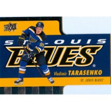 TH-14 Vladimir Tarasenko Diecuts Insert Set Tim Hortons 2015-2016 Collector's Series