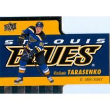 TH-14 Vladimir Tarasenko Diecuts Insert Set Tim Hortons 2015-2016 Collector's Series