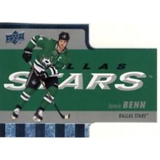 TH-15 Jamie Benn Diecuts Insert Set Tim Hortons 2015-2016 Collector's Series