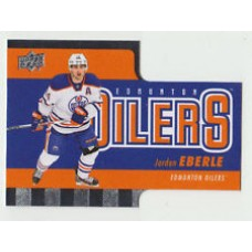 TH-5 Jordan Eberle Diecuts Insert Set Tim Hortons 2015-2016 Collector's Series