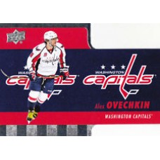 TH-7 Alexander Ovechkin Diecuts Insert Set Tim Hortons 2015-2016 Collector's Series
