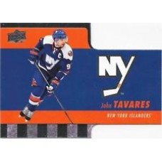TH-9 John Tavares Diecuts Insert Set Tim Hortons 2015-2016 Collector's Series