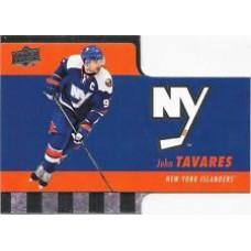 TH-9 John Tavares Diecuts Insert Set Tim Hortons 2015-2016 Collector's Series