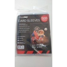 "Ultra Pro - 500 Pack of Card Soft ""Penny"" Sleeves (500 sleeves lot)"
