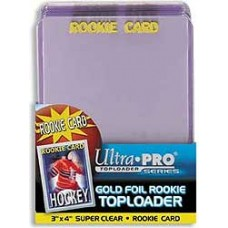 Ultra Pro  - 1 Pack of 25 - Rookie Card Regular 3x4 Top Loaders