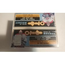 2018-19 Upper Deck UD O-Pee-Chee OPC Hockey Retail Box