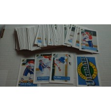 1991 Ultimate English Premier Edition Complete Set 90 Cards Inc. Peter Forsberg