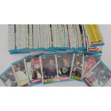 1989-90 Topps 1-198 Complete Set Sakic, Leetch, Linden RC
