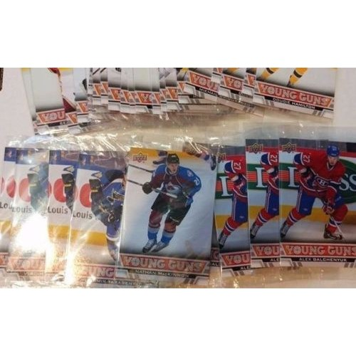2013-14 Upper Deck Series 1 One Jumbo 3x5 Oversized Young
