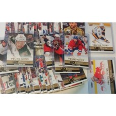 2013-14 Upper Deck Series 1 One UD Canvas C1-C120 Young Guns YG RC Rookie Cards You Pick From List To Complete Your Set