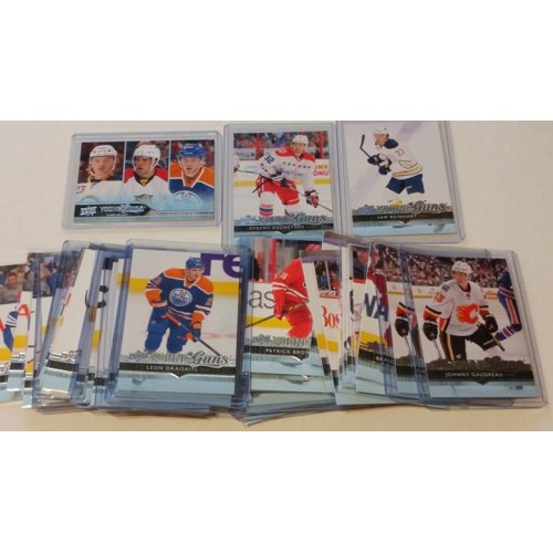 2014-15 Upper Deck Series 1 One 201-250 Young Guns YG RC
