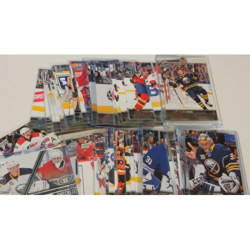 2015-16 Upper Deck Series 2 Two 451-500 Young Guns YG RC