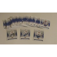 2017-18 UD Upper Deck TML Toronto Maple Leafs Centennial Hockey 1-100 Complete Base Set