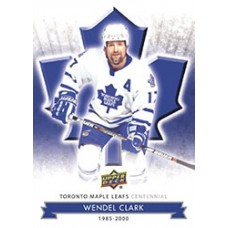 PRE ORDER NOW! Lot of 2 2017-18 Upper Deck UD Toronto Maple Leaf Cent Tins