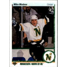 Mike Modano RC 1990-91 Upper Deck #46 90-91 90/91 Stars Rookie Card