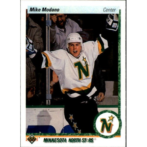 Mike Modano RC 1990-91 Upper Deck #46 90-91 90/91 Stars