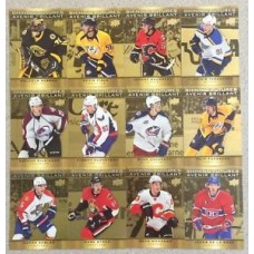 SF-1-12 Complete Shining Futures Insert Set Tim Hortons 2015-2016 Collector's Series