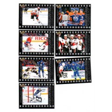 SH-1-7 Complete Season Highlights Checklist Insert Set Tim Hortons 2015-2016 Collector's Series